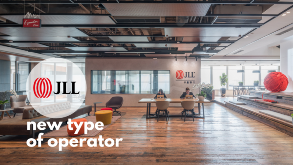 "JLL: Corporate Demand for Coworking Ushers in a ""New Type of Operator"""