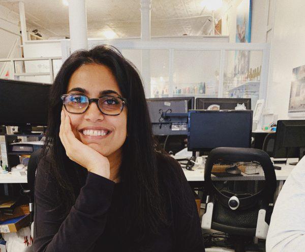 Introducing: Ginger Dhaliwal, CPO