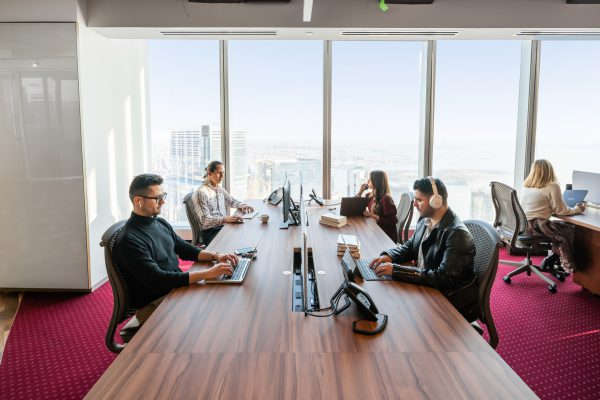 How to Make the Most of Your Transition to a Flex Workspace Strategy