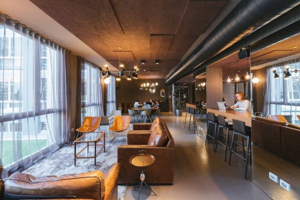 Copernico coworking space in Milan