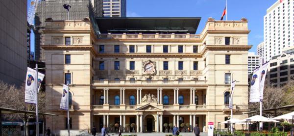 Hub Customs House, Sydney, Australia